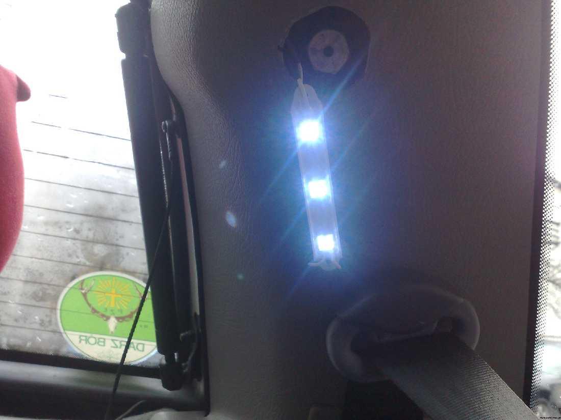 Fiat Punto Forum Zobacz Temat Oświetlenie Wnętrza