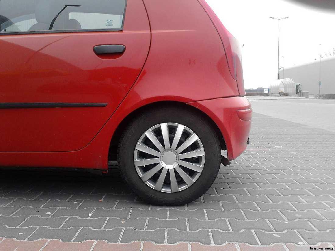 Zaktualizowano Fiat Punto :: Forum • Zobacz temat - Jaki rozstaw śrub i rozmiar XY15