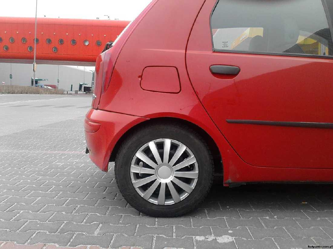 Wspaniały Fiat Punto :: Forum • Zobacz temat - Jaki rozstaw śrub i rozmiar TO31